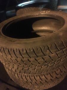 245/55/19 Toyo Winter tires