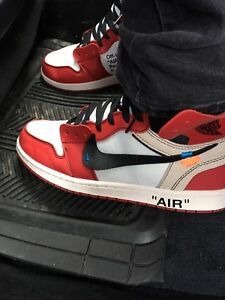 Best Quality Air Jordan 1 Off-White