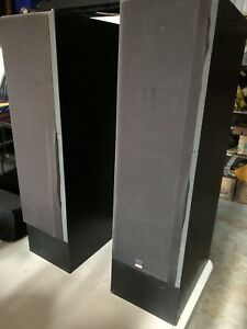 B&W 500 Series Tower Speakers