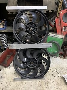 Electric fans for mustang or Chevy