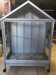Bird cage small aviary Willagee Melville Area Preview
