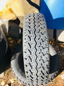 2 winter tires / 2 pneus d'hiver