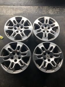"18"" Original Acura MDX Alloy Rims Bolt Pattern 5x120mm"