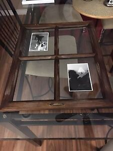 Wooden Window/Picture Frame