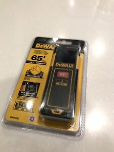 Dewalt 65 ft Laser distance Measurer DW065E