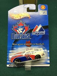 Blue Jays Hot Wheels