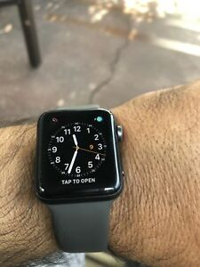 Apple Watch 42 mm GPS&Cellular space gray
