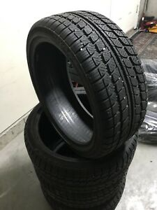 205/40/R17 Winter tires 80%