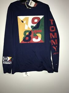 Brand new w/tag Tommy Jeans long sleeve sz large
