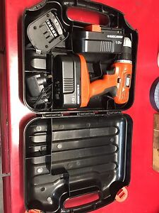 Cordless drill 18V  / Tools Stirling Stirling Area Preview