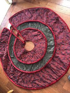 Christmas Tree Skirt - Bombay Company