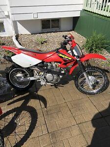 Honda Motocross XR 80  2003  for sale