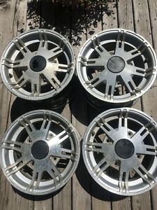 4 Can Am rims