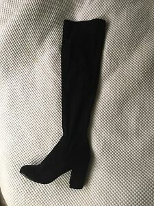 Thigh high boots - winter brand Chermside Brisbane North East Preview