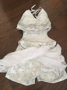 Dance costume size 12 youth