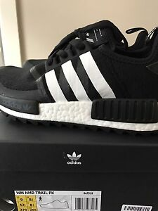 Adidas NMD R1 White Mountaineering US9 Melbourne CBD Melbourne City Preview