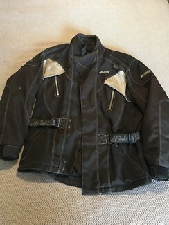 XXL R Jays motorcycle all weather riding jacket