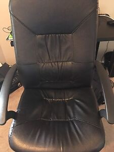 Leather office chair 60 obo