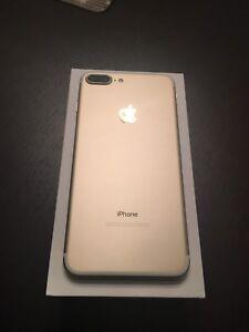 Gold - IPhone 7 Plus 128G