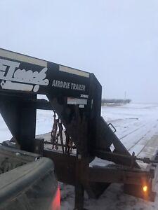 5th wheel diamond trailer
