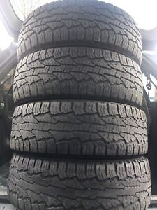 4-275-65R17 LT Nokia All seems tires