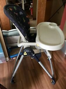 High chair (Evenflo Envision)