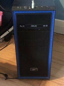 Custom Built Gaming PC (1050TI, AMD 4350 Quad-Core 4.20GHz)