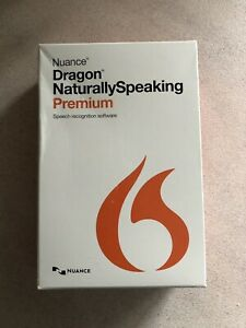 Dragon Speech Recognition Software