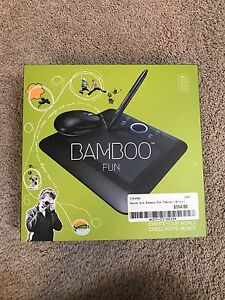 Brand new Bamboo digital tablet