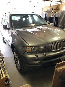 2004 BMW X5 Parts Vehicle