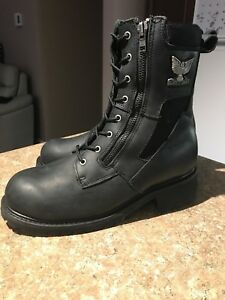 Motorcycle boots  size 12.5