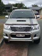 Toyota Hilux SR5 Platinum Edition Arundel Gold Coast City Preview