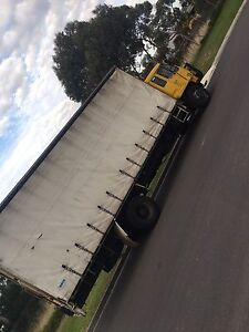 Truck for sale with work Maribyrnong Maribyrnong Area Preview