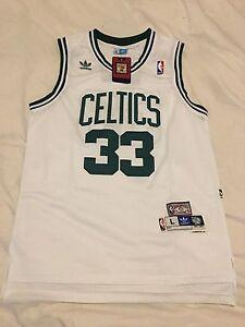 Larry Bird '86 Boston Celtics Hardwood Classics NBA Jersey. Carlton Melbourne City Preview
