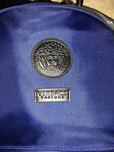 Men's Versace backpack