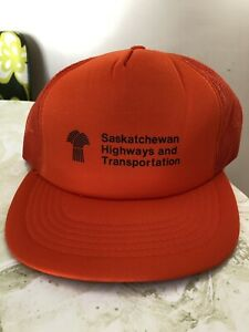 85f77ca87af1a Vintage Department of Highways Hat