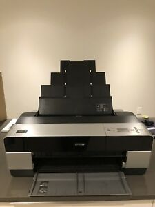Epson Stylus Pro 3880 Printer for Gallery Quality Prints