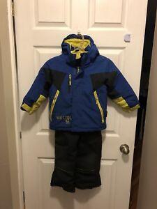 Boys size 4 Monster Snowsuit