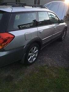 2006 outback parts car