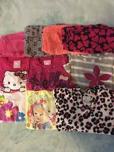 Size 4 Little Girl's Clothes