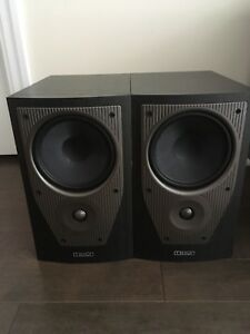 Mission M72i Bookshelf Speakers