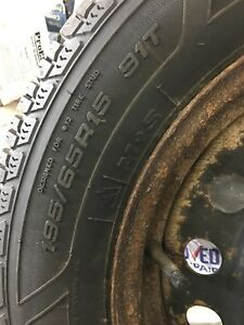 195/65r15 winter tires,