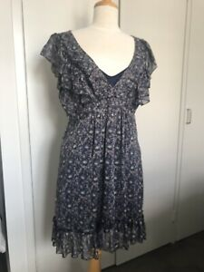 Summer Floral Dress Fitzroy North Yarra Area Preview