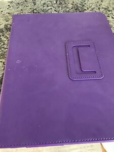 iPad 2 case and screen cover
