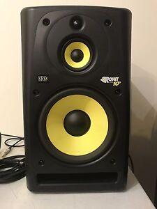 Rokit KRK G2 10-3 studio monitors Adelaide CBD Adelaide City Preview