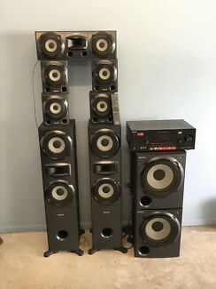 Sony MUTEKI 7.2 Channel 1695watt