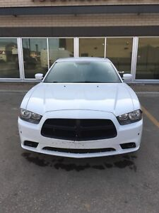 2012 Dodge Charger (old police car)