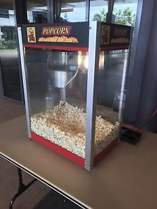 Popcorn machine hire Burpengary Caboolture Area Preview