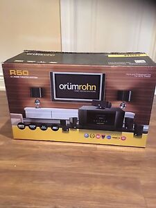 5.1 HOME THEATRE SYSTEM (PRICE REDUCED)!!!