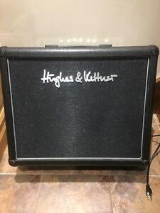 Hughes and Kettner  20 watt guitar tube amplifier